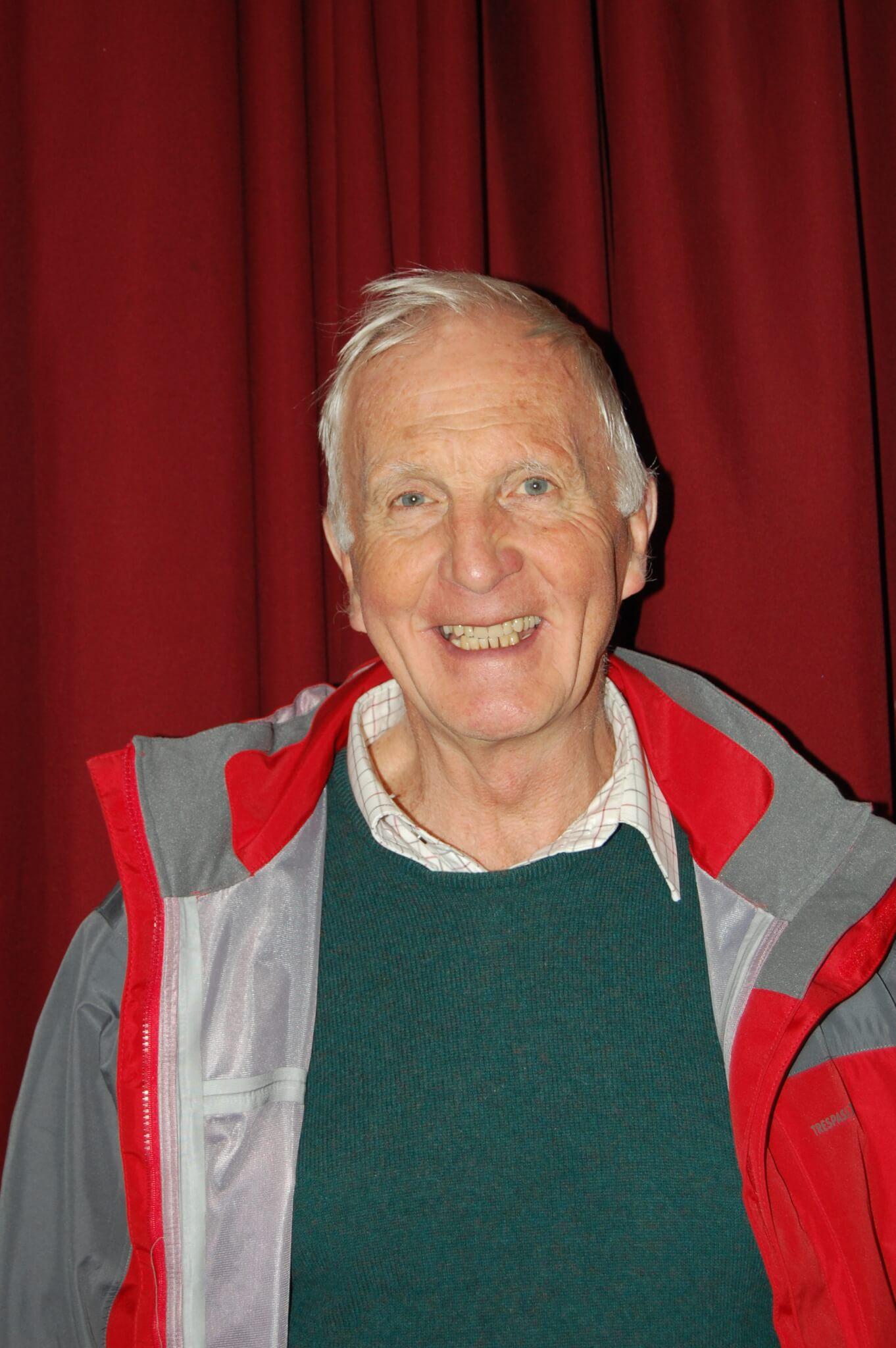 Secretary - John Hislop