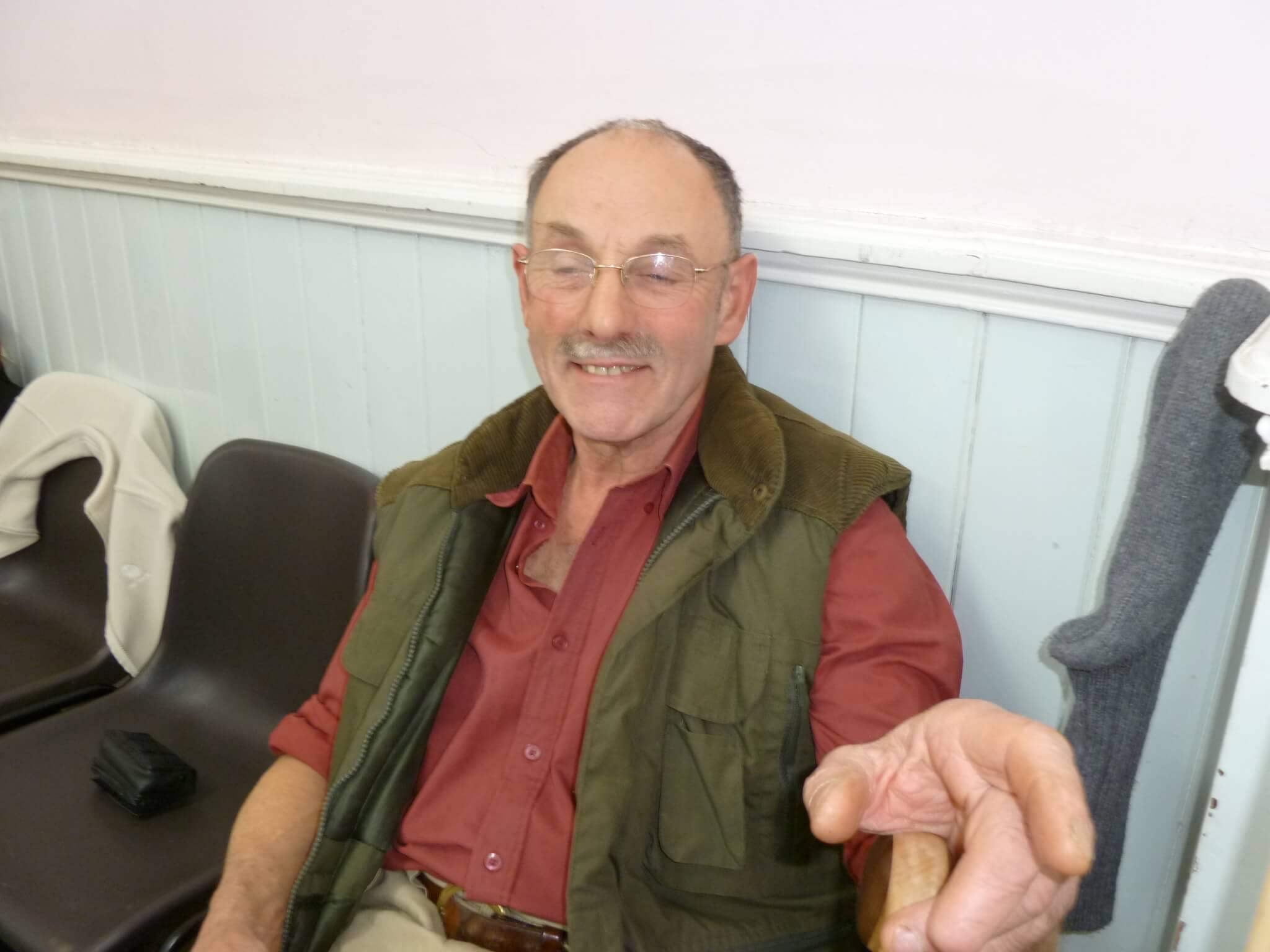 Clive Collins