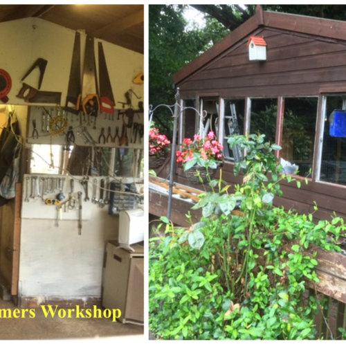 Martin Palmer's Workshop