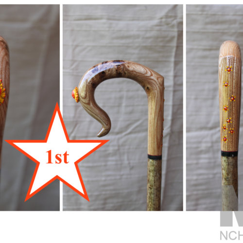 Winning Stick No 19 Martin Savage