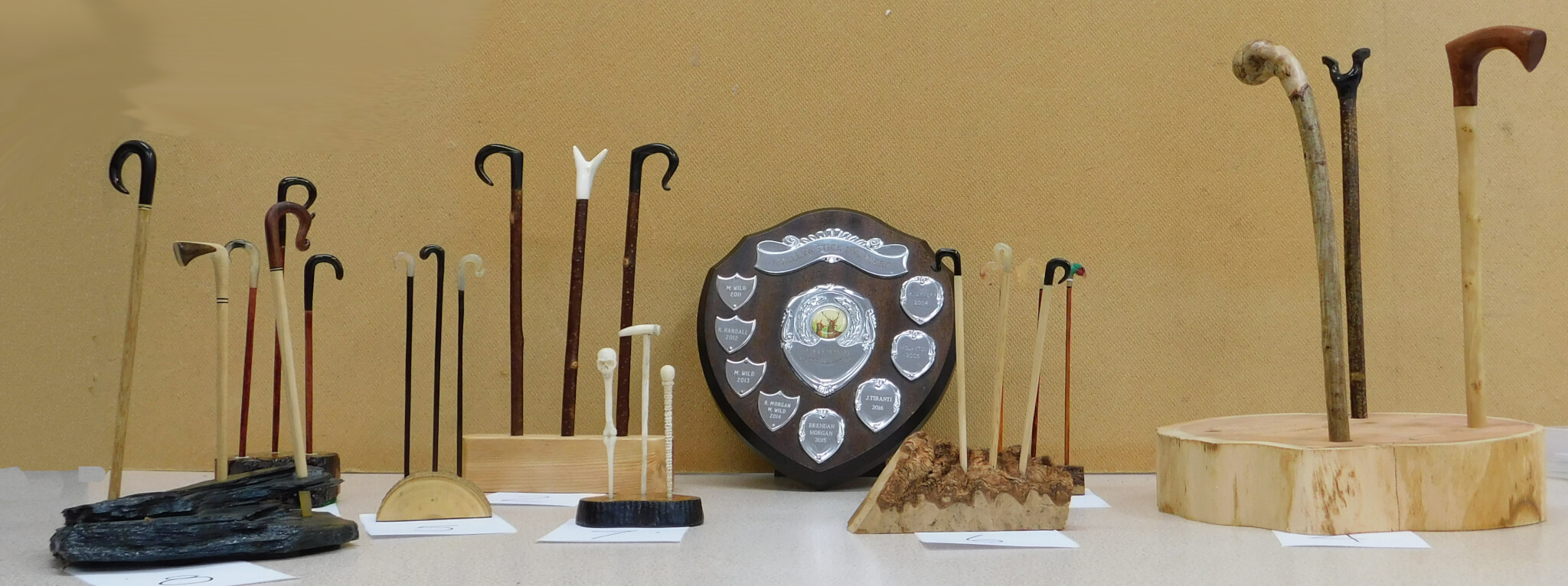 AGM Miniature Stick Competition