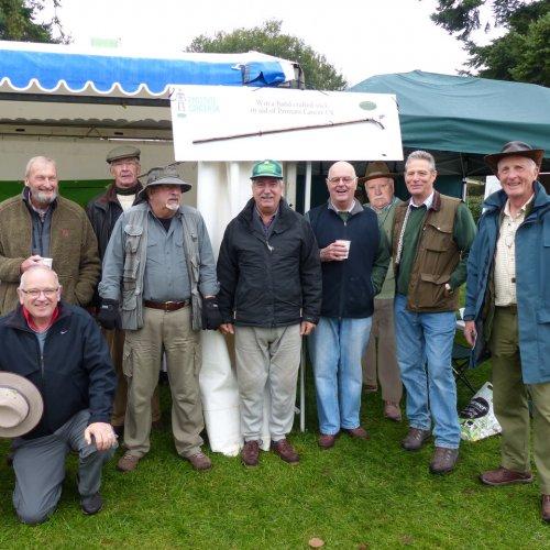 The Newbury Demonstration Crew
